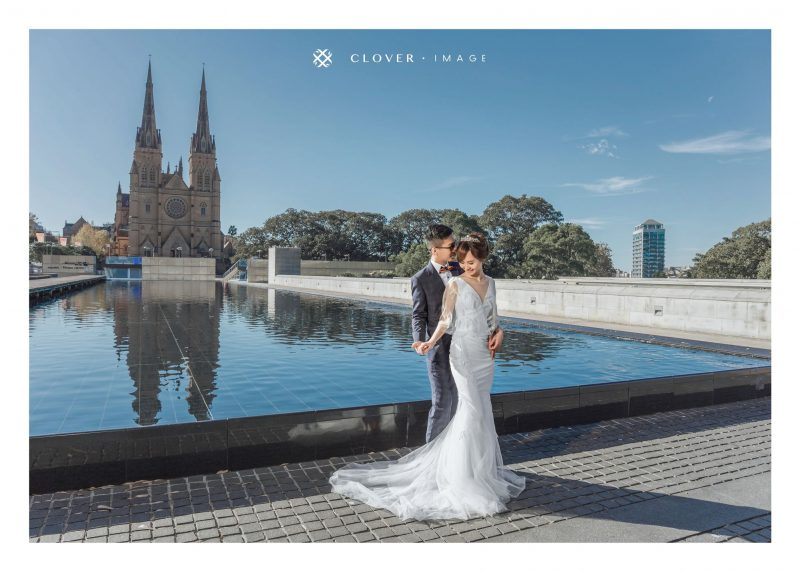 Clover Image Apple & Tim Pre Wedding Photography Sydney 8